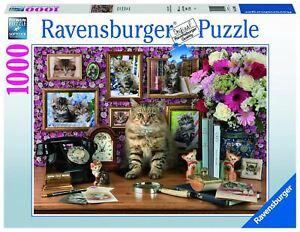 Ravensburger - My Cute Kitty 1000pc - Jigsaw Puzzle