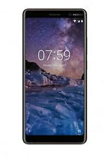 Nokia 7 Plus 4GB Ram 64GB ROM Dual Sim - Negro