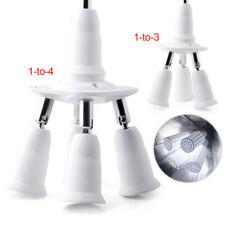 E27 Lights Lamp Holder Flexible Extension Adapter Converter Socket Prolong FDDB