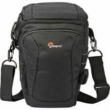 Lowepro Toploader Pro 70 AW II DSLR Camera Bag Holster Shoulder Bag, New, BLACK
