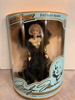 1993 Marilyn Monroe Fur Fantasy Collector's Series Doll  NIB Free Shipping