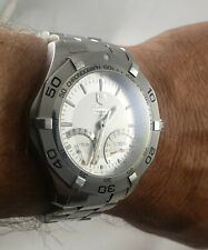 TAG HEUER AQUARACER CALIBRE S CHRONOGRAPH LUXURY MEN'S WATCH CAF7011.ERC4593