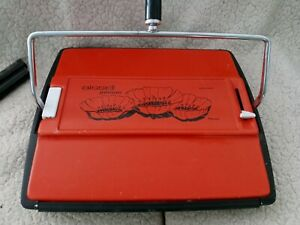 Vintage Bissell Gemini Carpet/Floor Cleaner & Sweeper. Works.