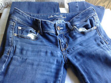 American Eagle Ladies Jeans Size 8 Slim Boot Stretch