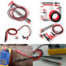 90cm Digital Multimeter Test Lead Probe Cable SMD SMT Needle Tip 1000V 10A/20A