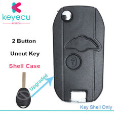 Replacement Flip Remote Key Shell Case Fob 2Button for BMW Mini Cooper 2002-2005