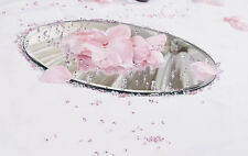 6 x35 cm Round glass mirror plate, top quality, bevelled edge excellent value