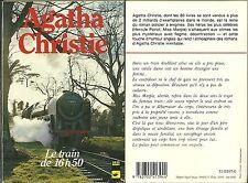 LIVRE - AGATHA CHRISTIE : LE TRAIN DE 16H50