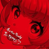 TOKYO 7TH SISTERS-ARE YOU READY 7TH-TYPES??-JAPAN 2CD+DVD Ltd/Ed J50