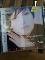 Audio CD. Misc. Bacewicz. Piano Works. Kupiec.