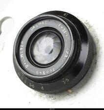 Lens Dallmeyer Dalmac 51mm f/3.5