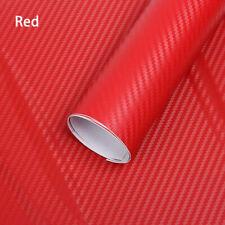 Rc Car Red Carbon Fiber Vinyl Wrap For Traxxas X01 X-maxx Bigfoot Telluride