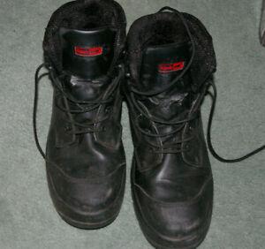 SAFETY BOOTS BLACK ROCK SFO2  SIZE UK 12 EUR 47