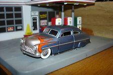 1949 Mercury Hotrod, Rare Blue Version, 1/43, O Scale
