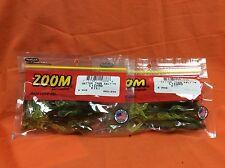 "Zoom 6"" Lizard (9cnt) #002-254 Kiwi (2 Pcks)"