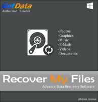 GetData 2019 - Data Recovery With Lifetime Support and Updates