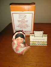 Wrapped In Love Friends Of A Feather Figurine Excellent Condition 1994 Enesco