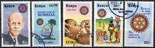 Kenya 1994 SG#632-6 Rotary Club Used Set #E4519