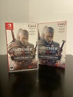 Nintendo Switch : The Witcher III: Wild Hunt Complete Edition Game