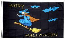 Drapeau Happy Halloween 2  90x150cm drapeaux Qualité Top