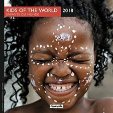 Aquarupella 2018 Kids of the World: 16 x 16 cm Bildkalender, Aquarupella, New Bo