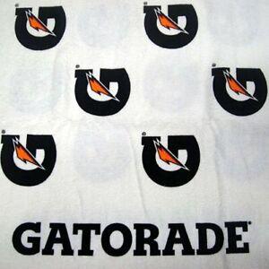 """Gatorade Towel, 24"""" by 42"""","""