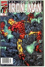 The Invincible IRON MAN, Marvel Comics, Volume 3,  #3, April 1998 mint condition