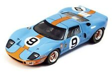 IXO LM1968 FORD GT40 diecast model car WIN Le Mans 1968 Rodriguez Bianchi 1:43rd