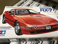 Tamiya 1/24 Mazda Savanna RX-7 GT Limited model kit 24060