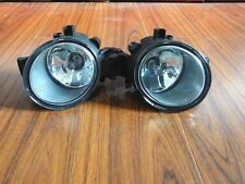 1Pair Front Fog Lights Lamps LH & RH For Nissan Qashqai 2008-2014