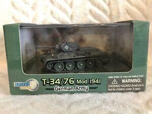 DRAGON ARMOR 60152 T-34/76 mod 1941 German Army Eastern front