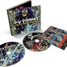 Rory Gallagher Check Shirt Wizard - Live in '77 (NEW 2 x CD) Preorder 06/03