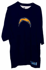 New listing San Diego Chargers NFL Team Apparel Blue T-Shirt Mens Size 2XL AFC Logo Patched