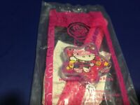 New 2008 Hello Kitty McDonalds Happy Meal Toy Watch - Pink Star #1