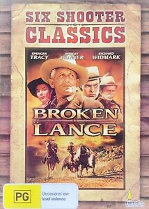 Six Shooter Classics : Broken Lance : Spencer Tracy