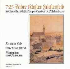725 Jahre Kloster Fürstenfeld, Remigius Falb, Benedikt Pittrich, M. v. Schönberg