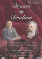 Strauss/ Brahms: Der Rosenkavalier, Waltz Suite N º 2 / Symphony N º 2 Op. 73