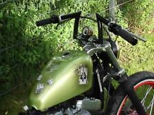 "Biltwell Keystone 1"" Z Lenker Yamaha XS XVS 500 650 1100 Bobber Oldschool TÜV 06"