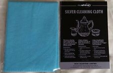 LARGE SILVER CLEANING CLOTH - REMOVES TARNISH FROM YOUR CUTLERY & OTHER METALS