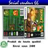 "Boitier du jeu "" RAYMAN 2 "", nintendo 64, visuel PAL FR. HD"