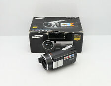 Samsung Smx-K40 Camcorder Boxed Sd / Sdhc Card Digital Video Camera K40Bp