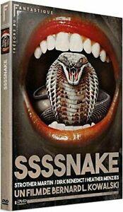 DVD - SSSSNAKE / KOWALSKI, MARTIN, BENEDICT, NEUF