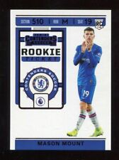 2019/20 Panini Chronicles Mason Mount Contenders Red Foil Parallel RC Rookie
