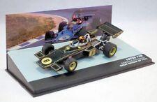 Atlas Editions 1/43 Scale 20219C - F1 Lotus 72D G.Britain GP 1972 Fittipaldi