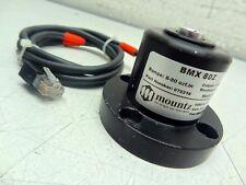 Mountz Bmx Torque Reaction Sensor Model Bmx80Z P/N: 075216 Range: 8-80 Ozf.In