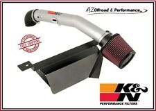 K/&N Typhoon Cold Air Intake Kit Filter Silver 69-8432TS 08 for 07-09 Saturn Sky 2.4L L4