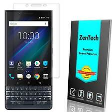 ZenTech Clear FULL COVER Screen Protector Guard Shield For BlackBerry KEY2 LE