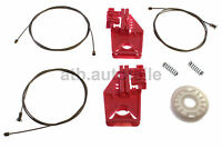 WINDOW REGULATOR REPAIR KIT SKODA OCTAVIA Front Right Year 2004-2013