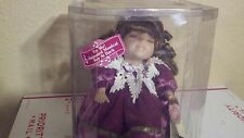 GIFT GALLERY Animated Wind Up Musical Porcelain Doll New Plays Frere Jacques