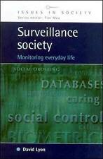 Surveillance Society (Issues in Society)-ExLibrary